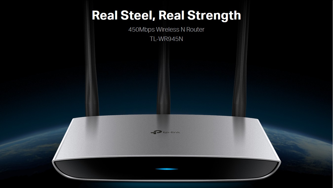 Tp Link Tl Wr945n 450mbps Wireless N Router Excel Technologies Ltd Wr940n Specifications Technical Details